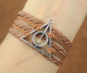 deathly hallows bracelet