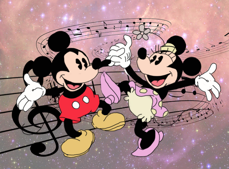 Mickey And Minnie Mouse! | via Tumblr | We Heart It ...