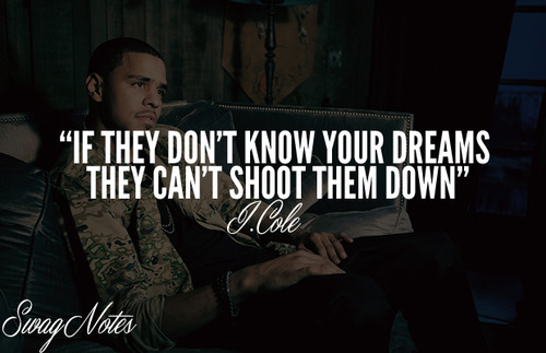 J cole deep quotes