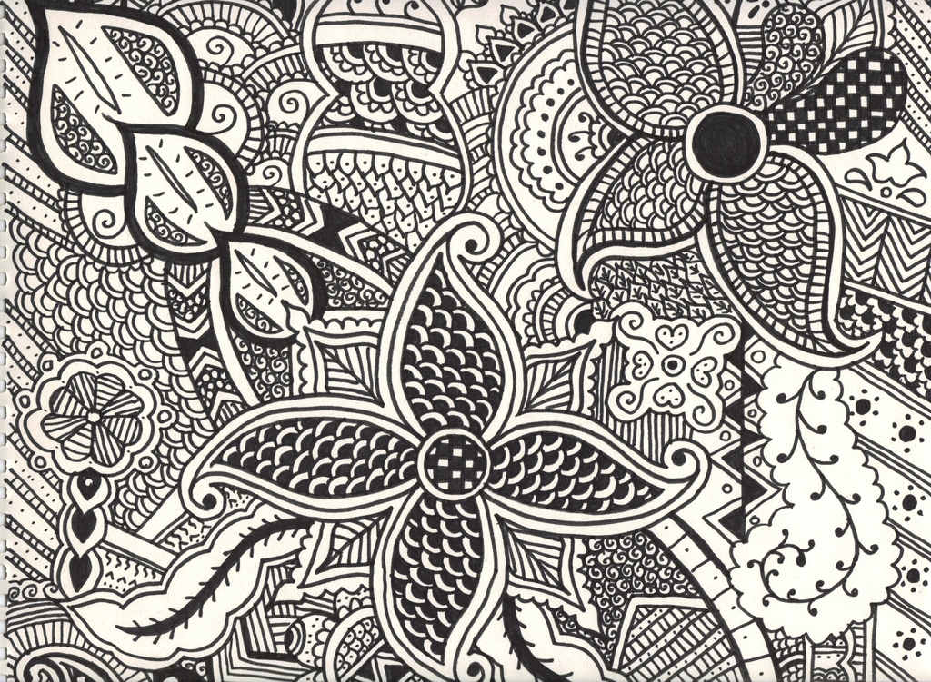 Mehndi Patterns We Heart It : Henna drawing we heart it