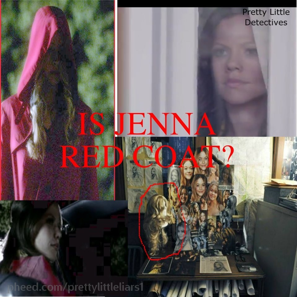 Who Is Red Coat Photo Album - Reikian