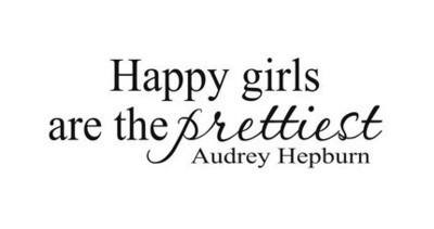Happy,happiness,true,audrey,hepburn,ideas,text-2a5b07f66f8f283b91c26635808446f4_h_large