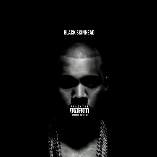 Kanye West - Black Skinhead (studio acapella)