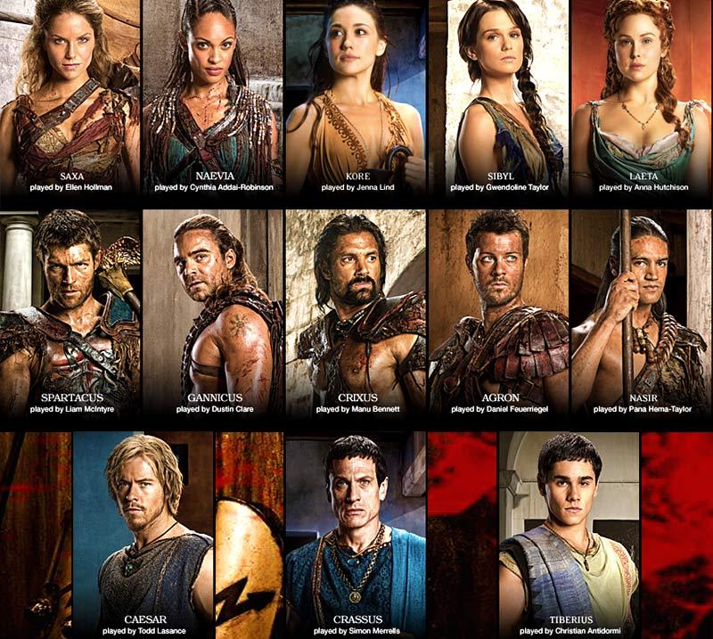 bol.com | Spartacus - Seizoen 3 (War Of The Damned) (Dvd ...