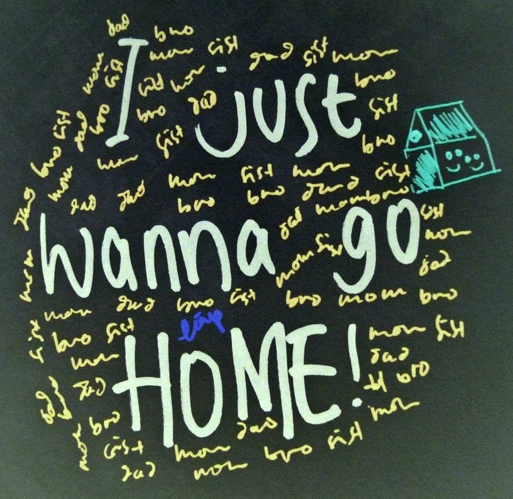 homesick uploaded by evi a parfiyanti on we heart it