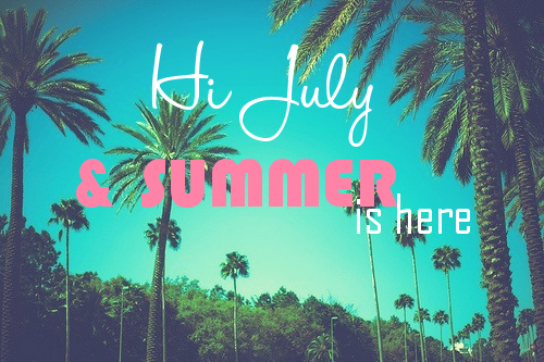 hello july and beginning of summer����� we heart it