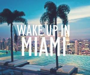 Wake up in Miami | via Facebook