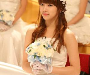 suzy wear a gown