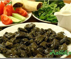 azeri food dolma