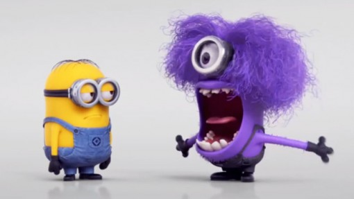 Roar minions we heart it minion and moi moche et mechant - Mechant minion ...