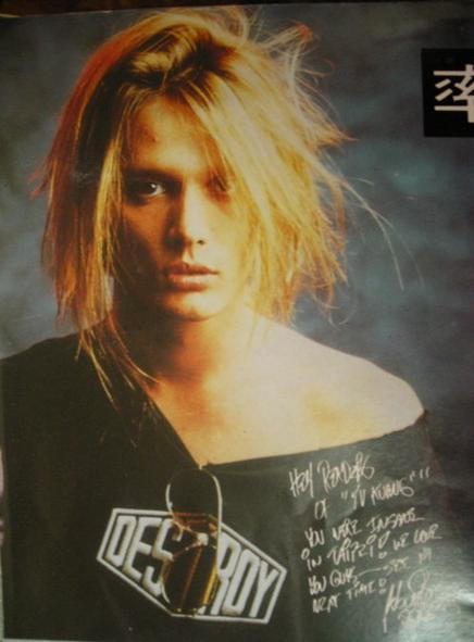 sebastian bach californication
