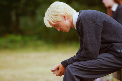 'Because I care... (about you)' - Draco Malfoy
