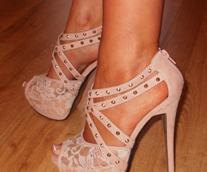 Nude Sandals - I Love Shoes, Bags & Boys