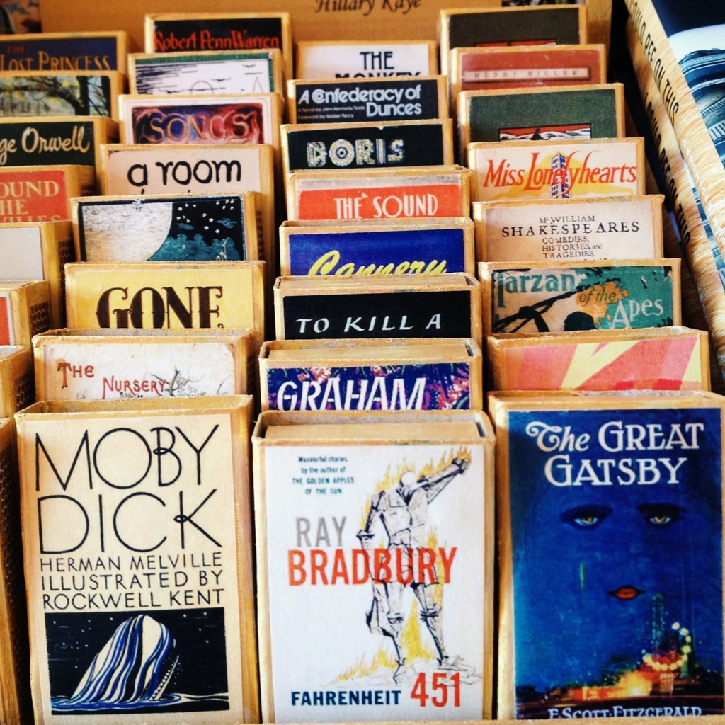 classic novel book reports Go beyond the book report with these creative ideas to get gifted learners interacting with books.