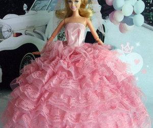 barbie pink wedding