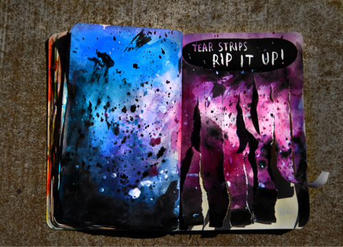 Book Cover Ideas We Heart It ~ Wreck this journal we heart it