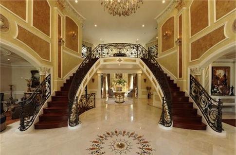 Mansion Interior Entrance We Heart It