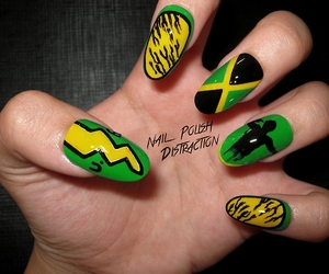 jamaica nails