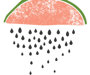 watermelon raining