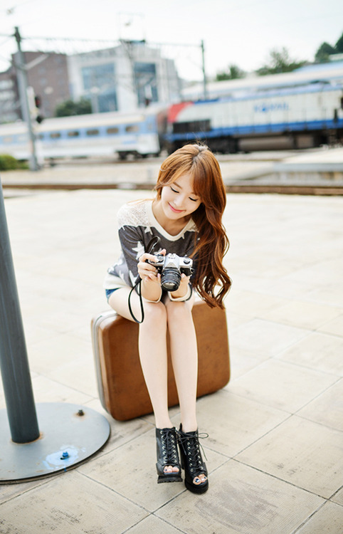 Image result for kim shin yeong fashion tumblr