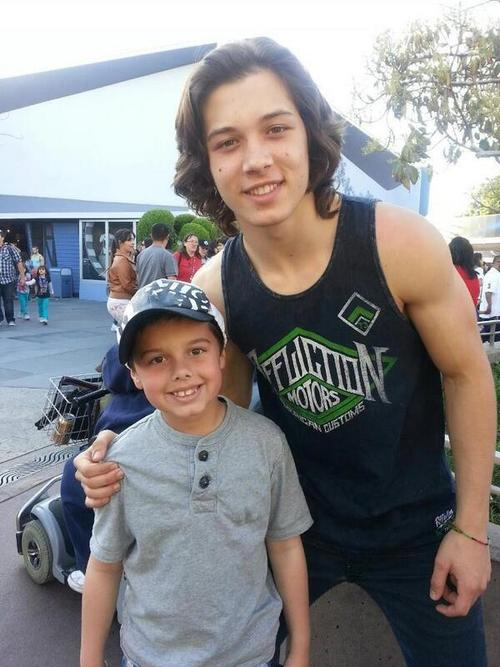 Leo Howard Muscles Group of Resultados de la