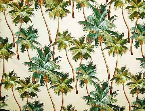 Palm Tree Print Group of palm tree background