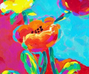 fauvism flowers