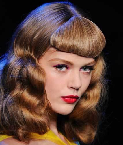 Neue Frisuren  Haartrends 2011   Bilder   M  Dchen De On We Heart It
