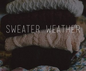 Sweater Weather🍁❄ | via Tumblr
