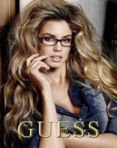 Guess Eyewear Spring Summer 2010 Ad Campaign ≪ Art8amby's Blog