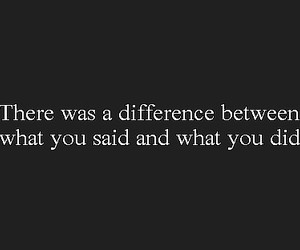 difference