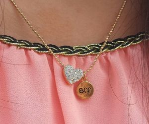 bff friends necklace