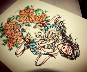 tattoo design taurus
