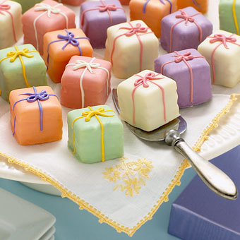 Party Package Petit Fours | Desserts & Sweets | Stonewall Kitchen - Specialty Foods, Gifts, Gift Baskets, Kitchenware and Kitchen Accessories, Tableware, Home and Garden Décor and Accessories