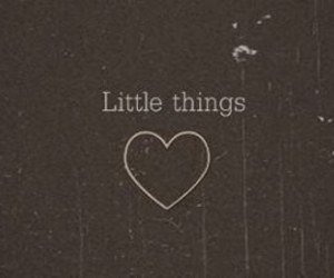 things little sweet heart