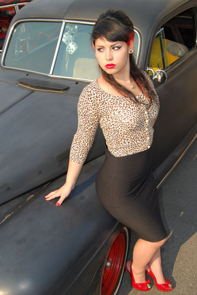Rockabilly Girls thread!! - Page 29 - Yellow Bullet Forums | We Heart