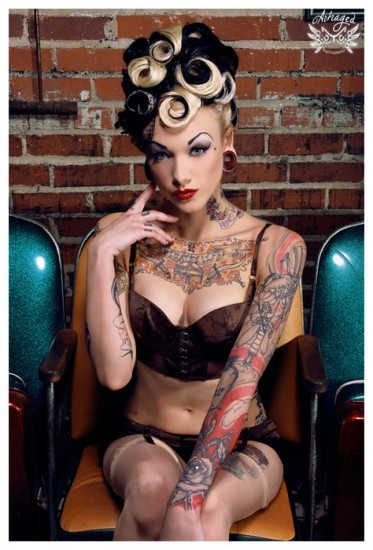 Rockabilly Girls thread Page 26 Yellow Bullet Forums