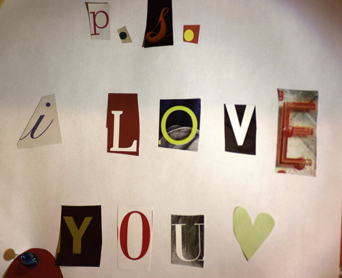 Posdata: Siempre te amaré .