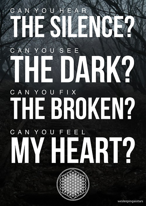 Group Of I M Scared To Get Bring Me The Horizon Tumblr Backgrounds