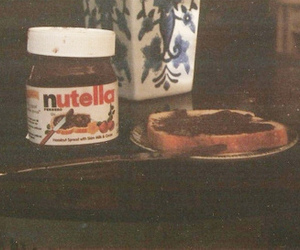 toast nutella