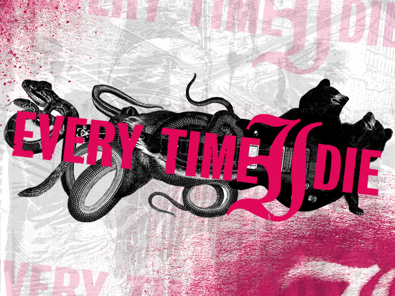 Every Time i Die Wallpaper Group of Every Time i Die