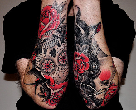 Mexican Tattoos on Tattoos Mexican Skull Tattoo Tattoo F2df3cf2e753eeffa3b41b4da5e47790 H