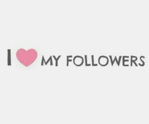 followers