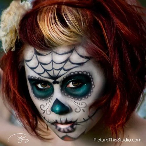 Day of the Dead (Dia de las muertos) Shoot