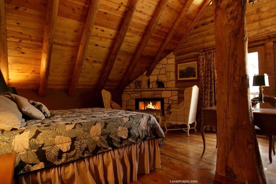Cozy Cabin Bedroom Pictures, Photos, and Images for Facebook ...