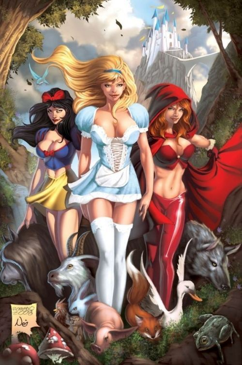 Hot adult disney characters cartoons theCHIVE