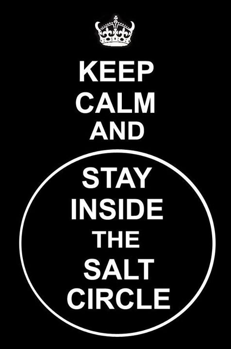 Group of keep calm and stay Keep Calm And Stay Inside The Salt Circle