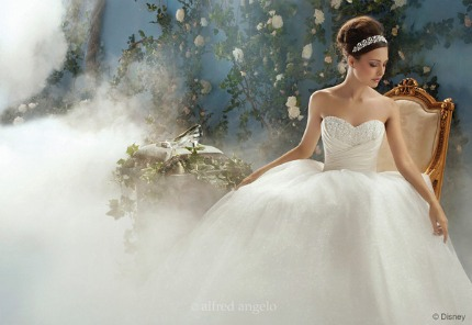Disney Princess Wedding Gowns a Disney Princess Wedding