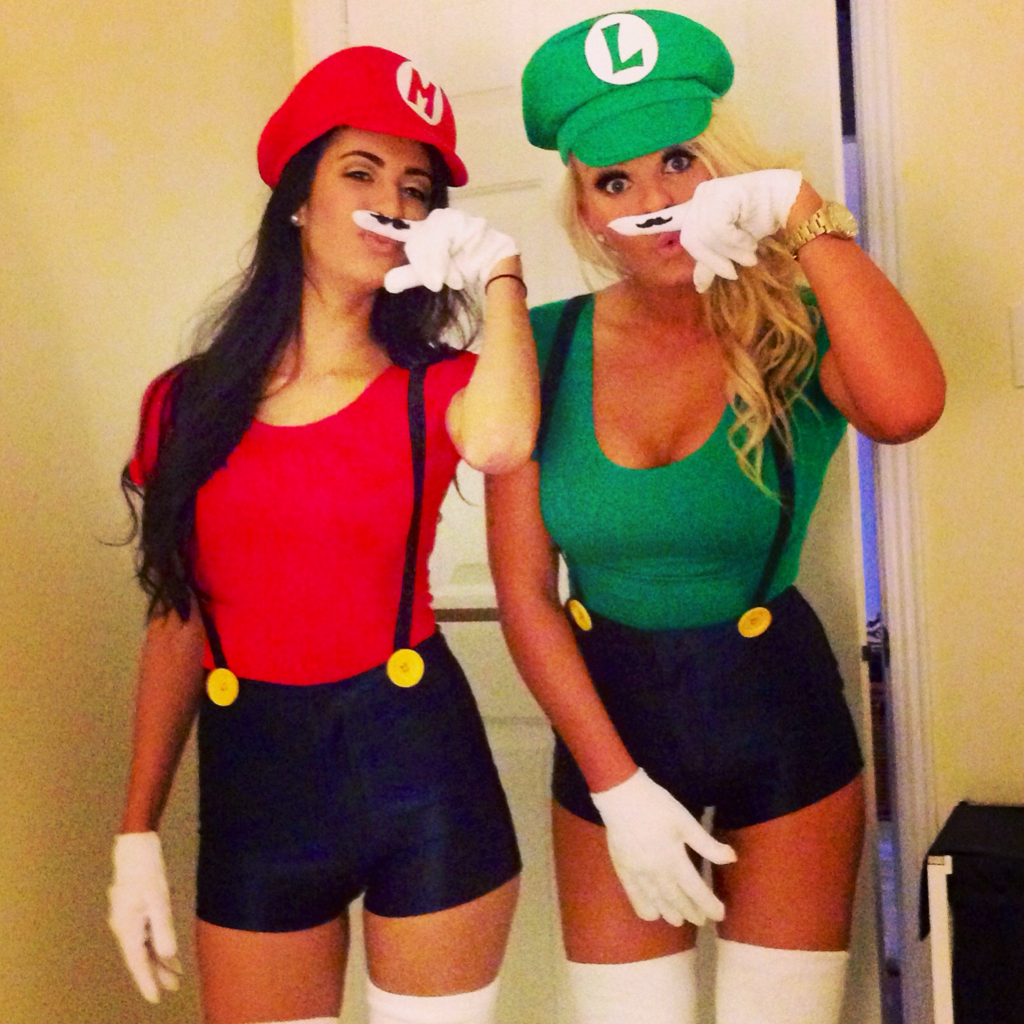 Mario Bros Halloween Costumes