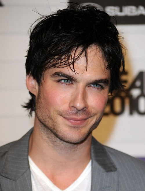 Ian Somerhalder: Thanksgiving Is About Family!